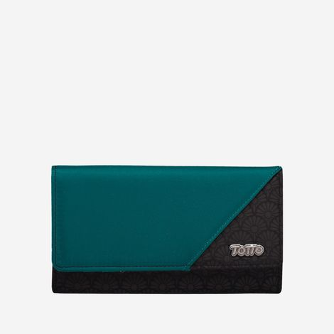 billetera-para-mujer-alargada-en-lona-balanza-negro-Totto
