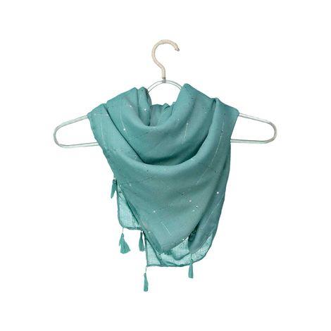 Bufanda-para-Mujer-Magda-verde-aquifer