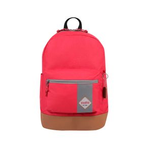 Morral-con-Porta-Pc-Mecanil-rojo-barberry