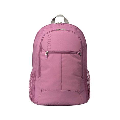 Morral-con-Porta-Pc-Ribbon-rosado-heather-rose