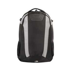 Morral-con-Raincover-Baures-negro-negro-gris