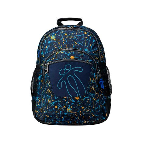 Morral-Mediano-estampado-Rayol-azul-splatty