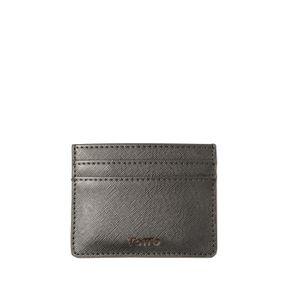 Porta-Documentos-para-Mujer-en-Pu-Leather-Ishana-negro-negro-black-gris-silver
