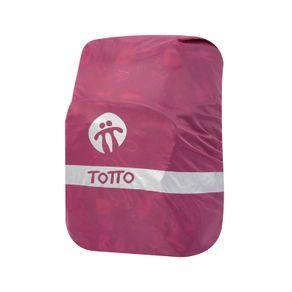 Raincover-colapsible-con-reflectivo-cover-rosado